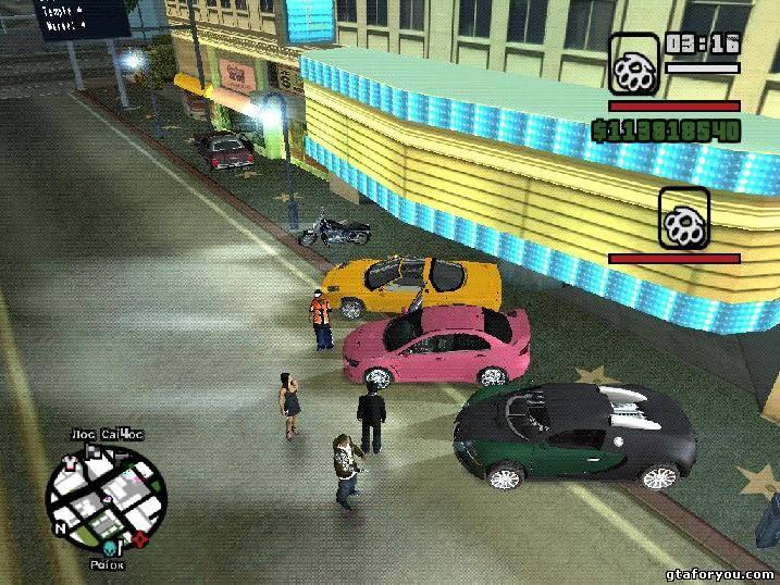 Скачать патчи для Grand Theft Auto: San Andreas с AG.ru.